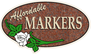 Affordable Markers logo.